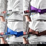 Scramble Jiu Jitsu Rank Belt